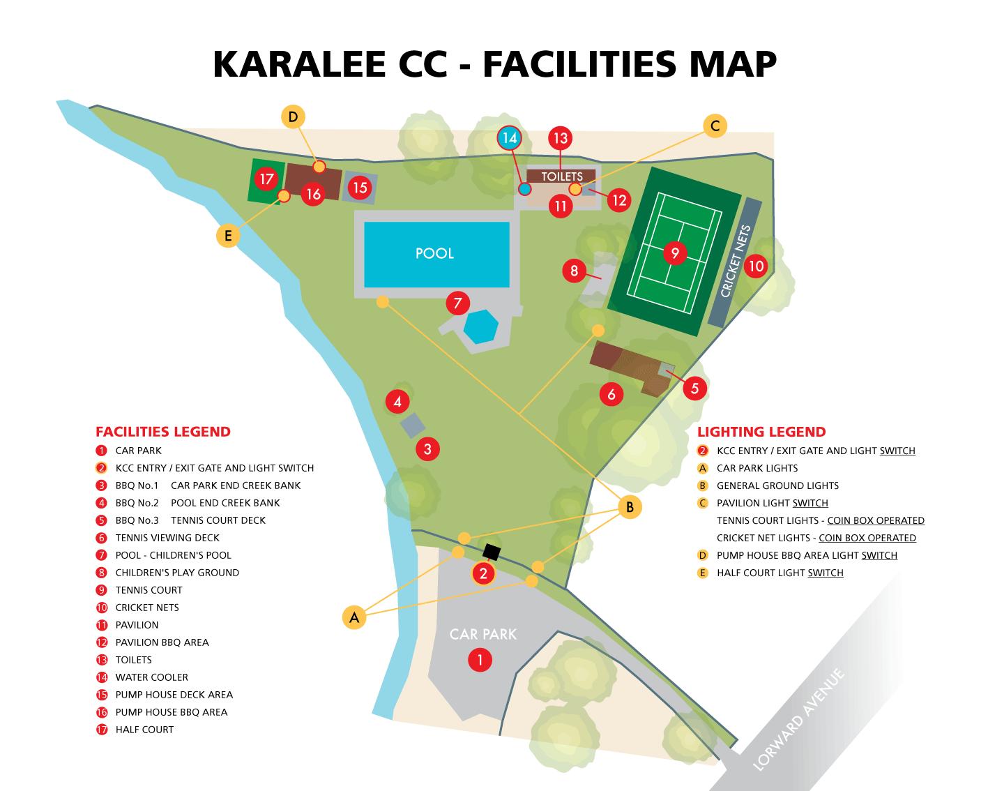 bookings karalee country club